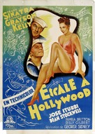 Anchors Aweigh - French Movie Poster (xs thumbnail)