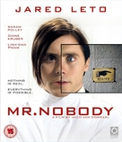 Mr. Nobody - British Blu-Ray cover (xs thumbnail)
