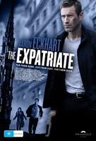 The Expatriate - Australian Movie Poster (xs thumbnail)