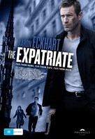The Expatriate - Australian Movie Poster (xs thumbnail)