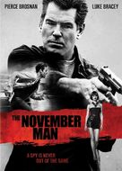 The November Man - DVD movie cover (xs thumbnail)