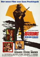 The Ballad of Cable Hogue - German Movie Poster (xs thumbnail)