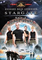"""Stargate SG-1"" - British DVD cover (xs thumbnail)"