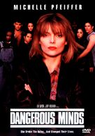 Dangerous Minds - DVD cover (xs thumbnail)