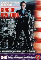 King of New York - British DVD cover (xs thumbnail)
