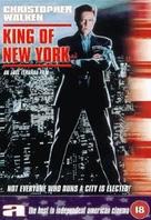 King of New York - British DVD movie cover (xs thumbnail)