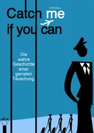 Catch Me If You Can - German Movie Poster (xs thumbnail)