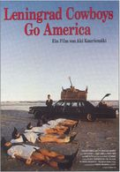 Leningrad Cowboys Go America - Movie Poster (xs thumbnail)