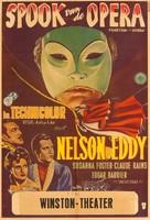 Phantom of the Opera - Dutch Movie Poster (xs thumbnail)