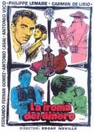 La ironía del dinero - Spanish Movie Poster (xs thumbnail)