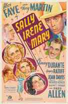 Sally, Irene and Mary - Movie Poster (xs thumbnail)