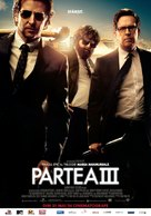 The Hangover Part III - Romanian Movie Poster (xs thumbnail)