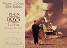 This Boy's Life - British Movie Poster (xs thumbnail)