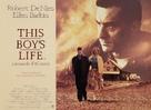 This Boy's Life - British Movie Poster (xs thumbnail)