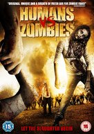 Humans Versus Zombies - British Movie Cover (xs thumbnail)