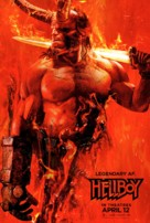 Hellboy - Canadian Movie Poster (xs thumbnail)