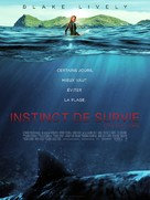 The Shallows - French Movie Poster (xs thumbnail)