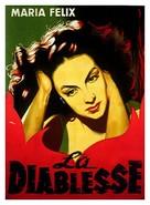 Doña Diabla - French Movie Poster (xs thumbnail)