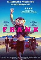 Frank - Danish Movie Poster (xs thumbnail)