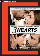 3 coeurs - DVD movie cover (xs thumbnail)