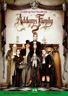 Addams Family Values - Hungarian DVD movie cover (xs thumbnail)