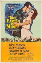This Earth Is Mine - Movie Poster (xs thumbnail)