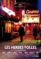 Les herbes folles - Canadian Movie Poster (xs thumbnail)
