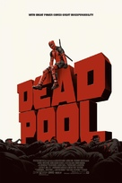 Deadpool - Movie Poster (xs thumbnail)