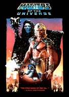 Masters Of The Universe - DVD movie cover (xs thumbnail)