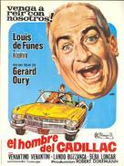 Corniaud, Le - Spanish Movie Poster (xs thumbnail)