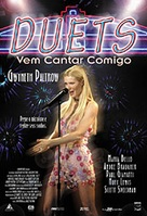 Duets - Brazilian Movie Poster (xs thumbnail)