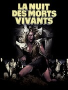 Night of the Living Dead - French Movie Poster (xs thumbnail)