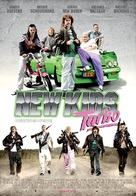 New Kids Turbo - German Movie Poster (xs thumbnail)