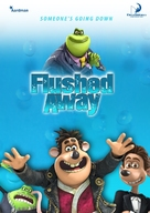 Flushed Away - Dutch Movie Cover (xs thumbnail)