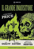 Witchfinder General - Italian DVD movie cover (xs thumbnail)