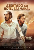 Hotel Mumbai - Brazilian Movie Poster (xs thumbnail)