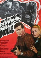 Dalle Ardenne all'inferno - German Movie Poster (xs thumbnail)