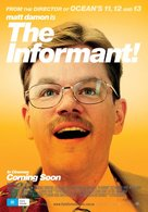 The Informant - Australian Movie Poster (xs thumbnail)