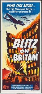 Blitz on Britain - Australian Movie Poster (xs thumbnail)