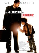 The Pursuit of Happyness - French Movie Poster (xs thumbnail)