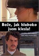 Mio Dio come sono caduta in basso! - Czech Movie Poster (xs thumbnail)