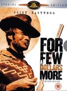 Per qualche dollaro in più - British DVD movie cover (xs thumbnail)