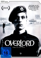 Overlord - German Movie Cover (xs thumbnail)