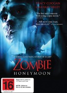 Zombie Honeymoon - New Zealand DVD cover (xs thumbnail)