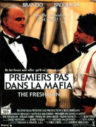 The Freshman - French Movie Poster (xs thumbnail)