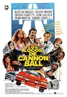 The Cannonball Run - Spanish Movie Poster (xs thumbnail)
