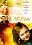 Phoebe in Wonderland - Polish Movie Cover (xs thumbnail)