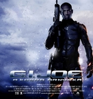 G.I. Joe: The Rise of Cobra - Hungarian Movie Poster (xs thumbnail)