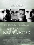 Adam Resurrected - British Movie Poster (xs thumbnail)
