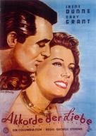 Penny Serenade - German Movie Poster (xs thumbnail)